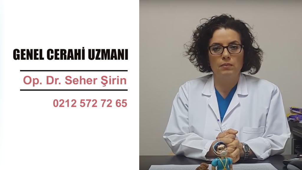 İstanbul'da proktoloji uzmanı